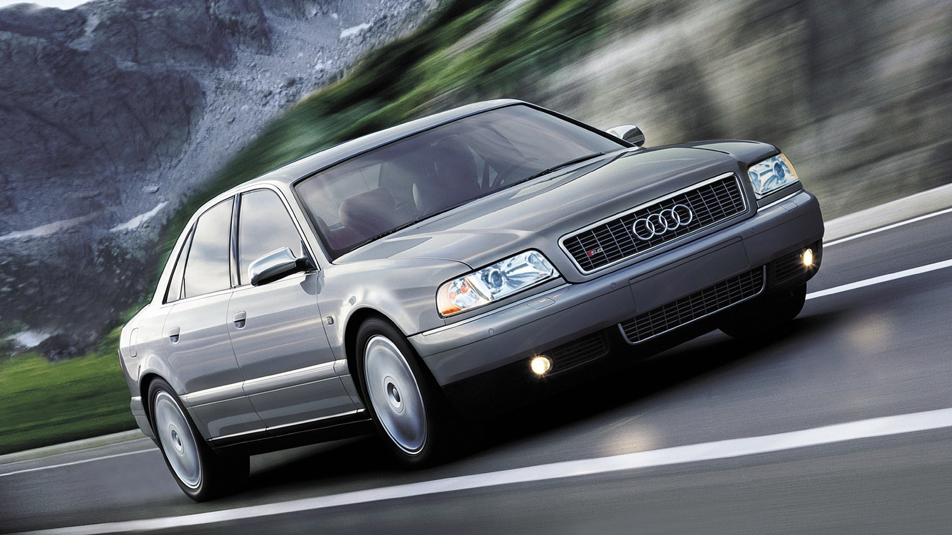 1996 Audi S8 Wallpapers Hd Images Wsupercars A8 D2 Wallpaper If Ip 1920x1080