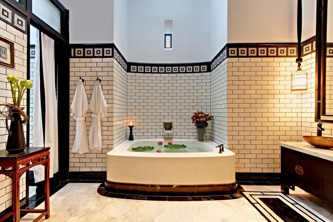 Bathroom Wallpaper Border loopelecom 1162x775