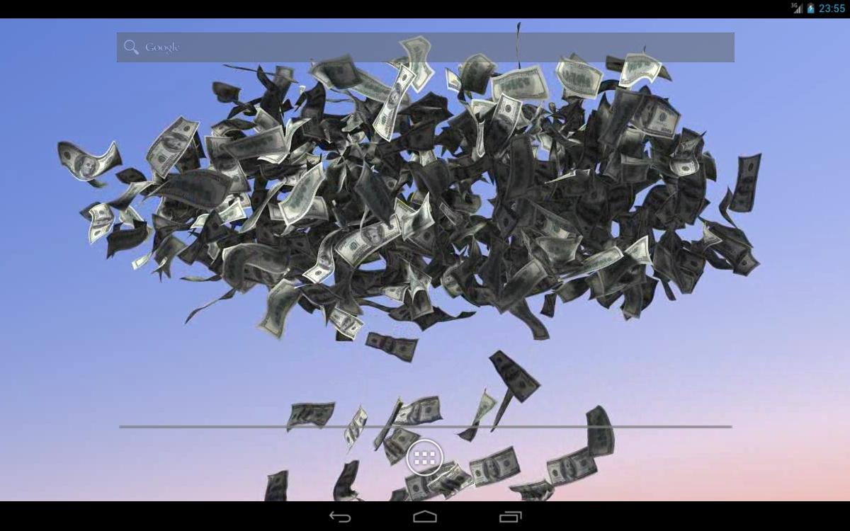 Live Wallpaper Raining Money PC Android iPhone and iPad Wallpapers 1200x750