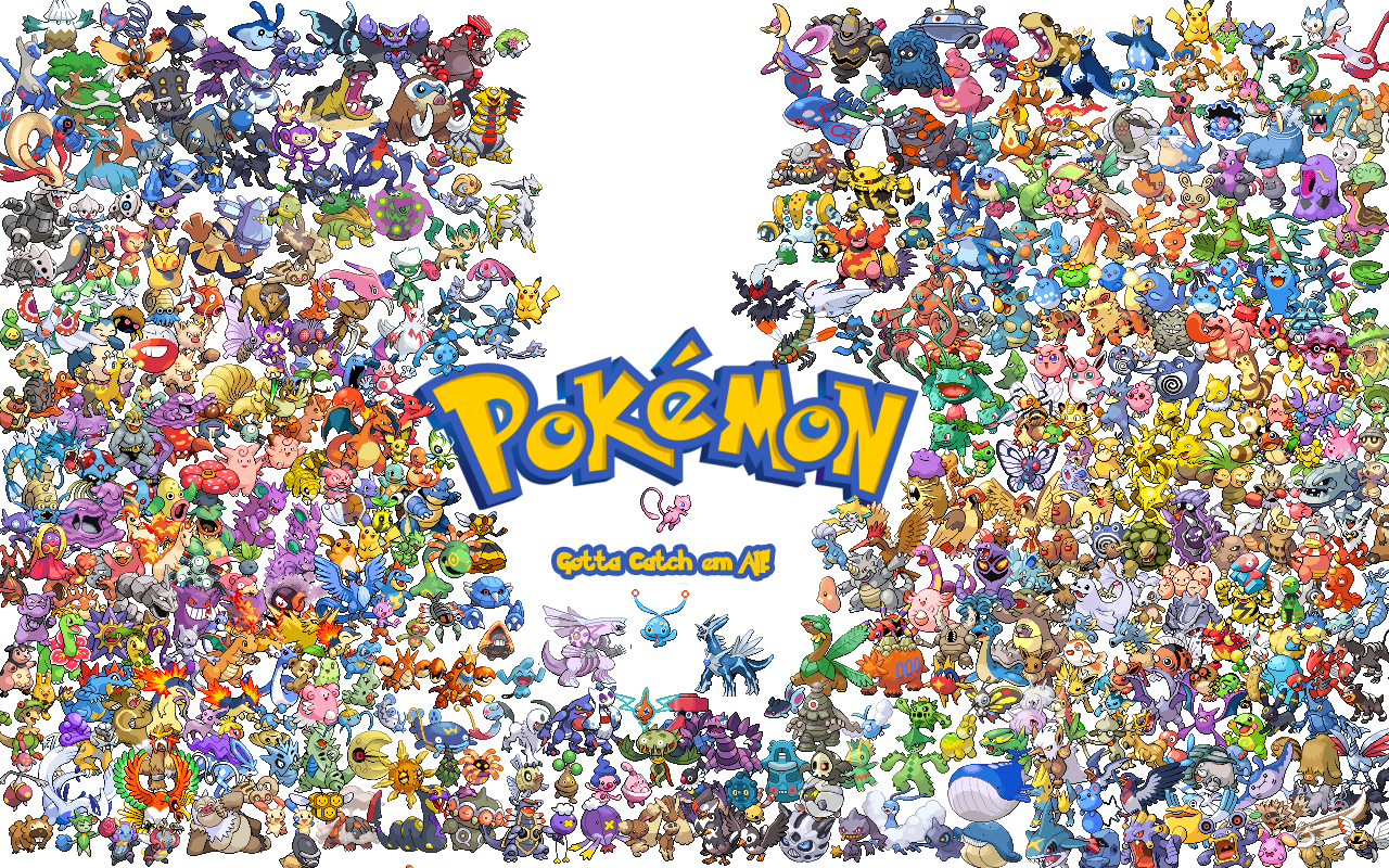 Wallpapers   HD Desktop Wallpapers Online Spectacular Pokmon 1280x800