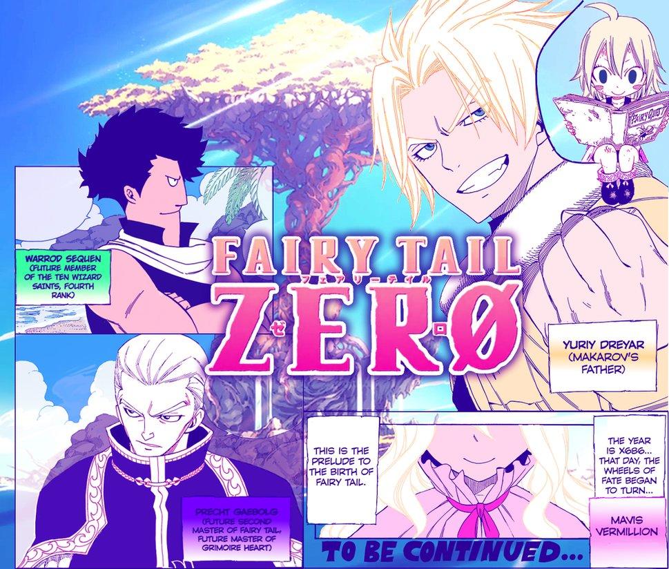 Fairy Tail Zero Wallpapers 969x824
