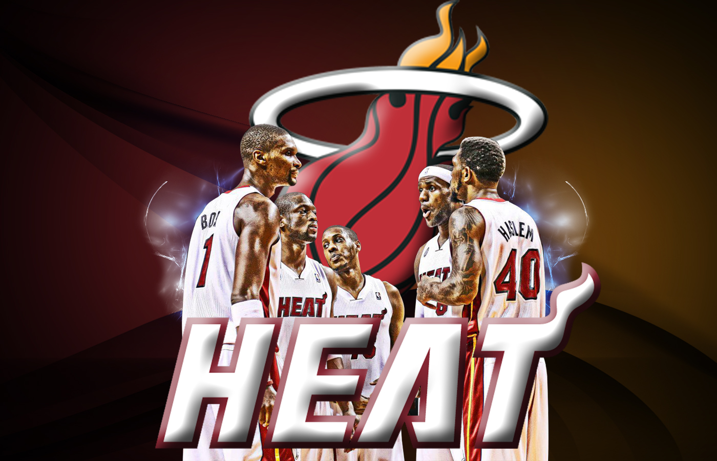 Miami Heat Wallpaper 47 184280 High Definition Wallpapers wallalay 1400x900