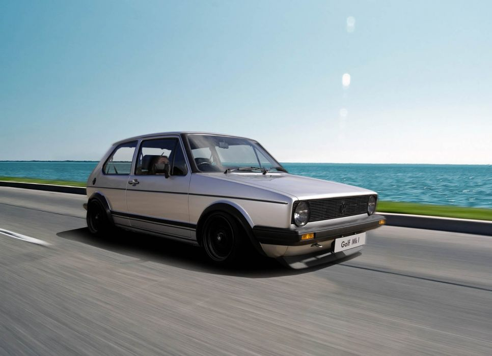 VW Golf Mk1 wallpaper 1600x1160 564586 WallpaperUP 966x700