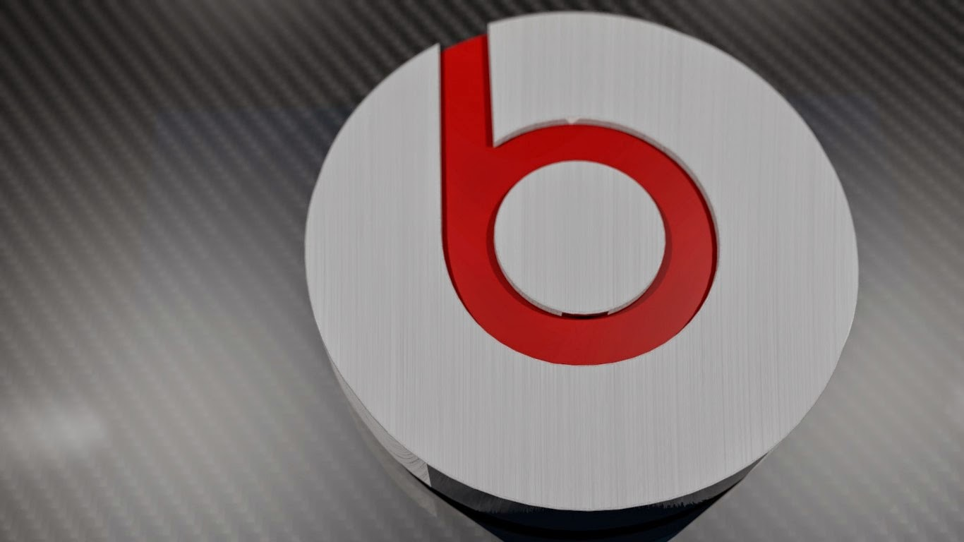 beats logo wallpaper wallpapersafari