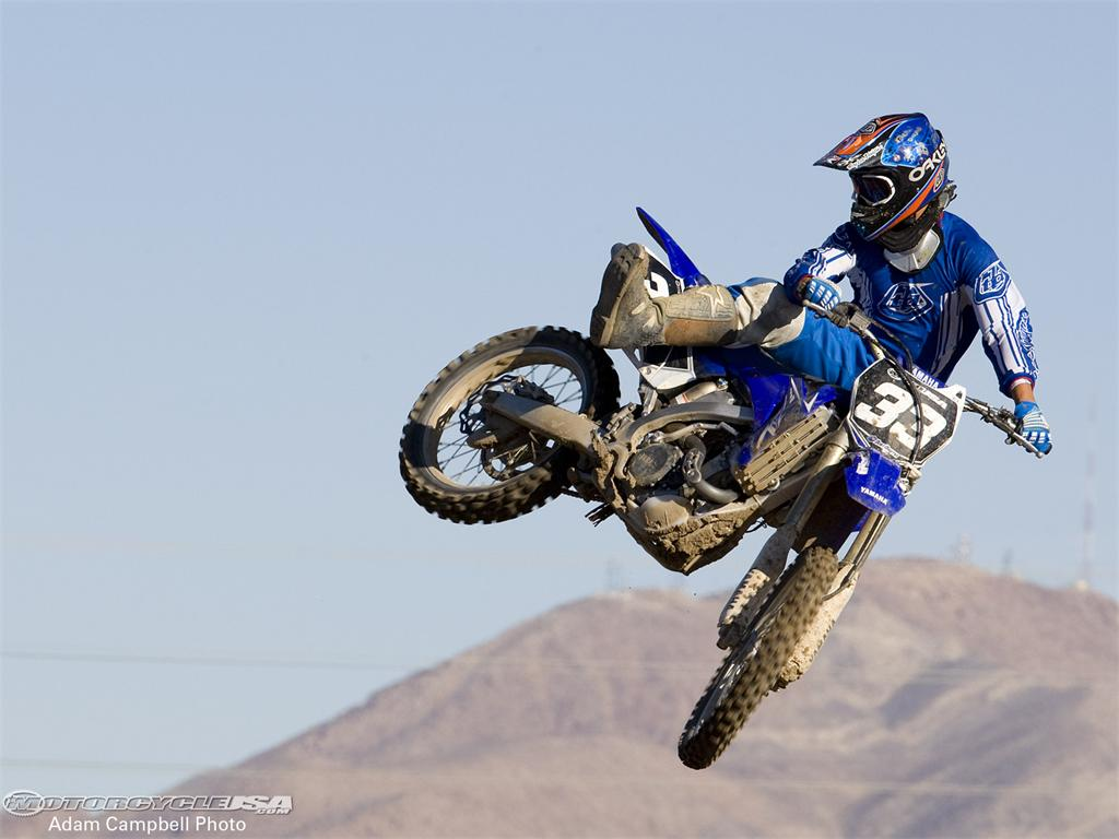 47 Yamaha Dirt Bike Wallpaper On Wallpapersafari