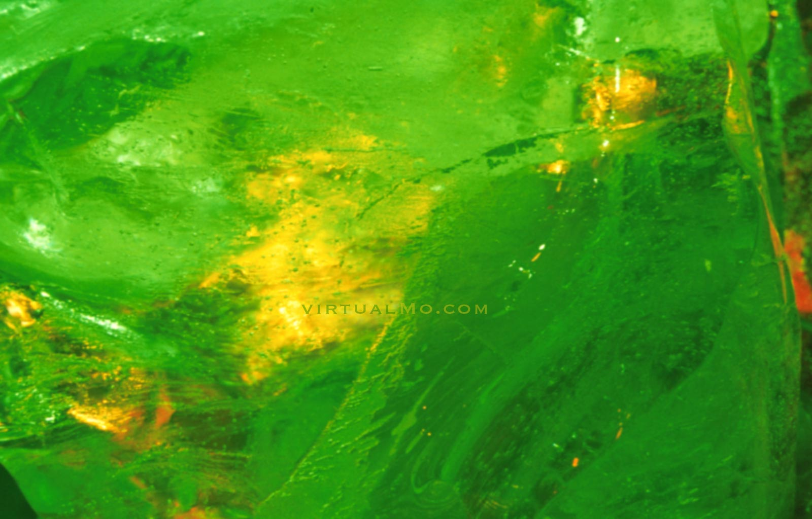 Damask Wall Sticker Green And Gold Wallpaper Wallpapersafari