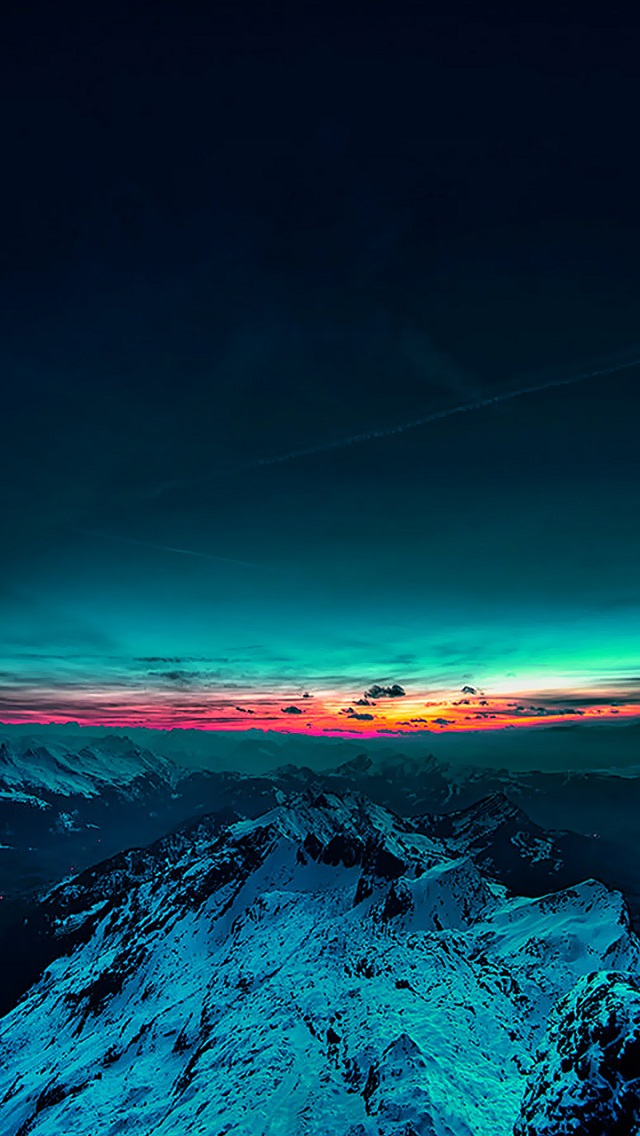 iPhone 6 Wallpaper Landscapes ios8 funalps 640x1136