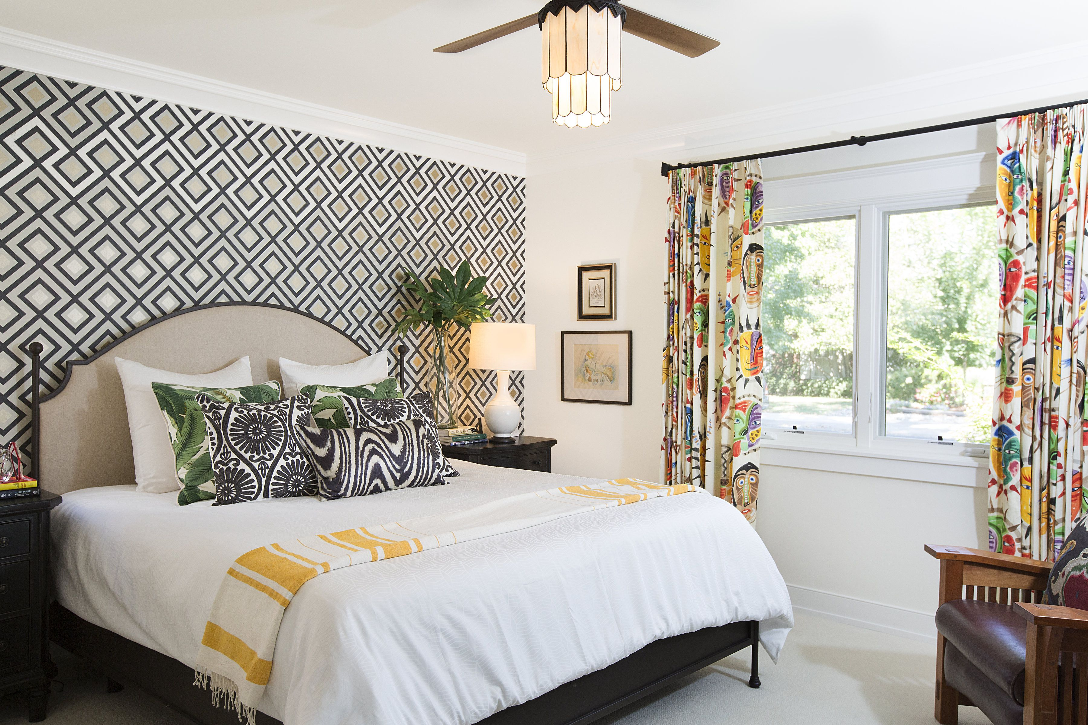 22 Stylish Accent Wall Ideas   How to Use Paint Wallpaper Wood 3600x2400