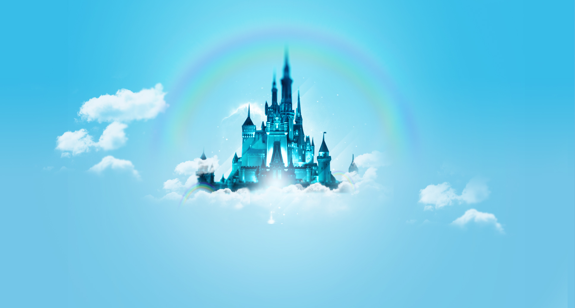wallpaper walt disney by 0mega hd customization wallpaper fantasy 2012 1936x1037