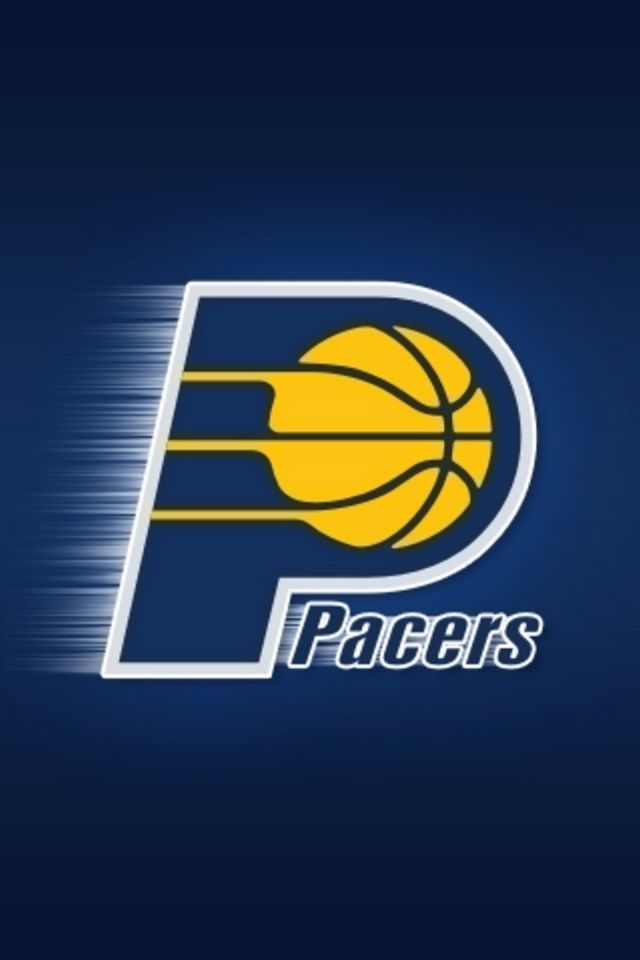 Indiana Pacers iPhone Wallpaper HD 640x960
