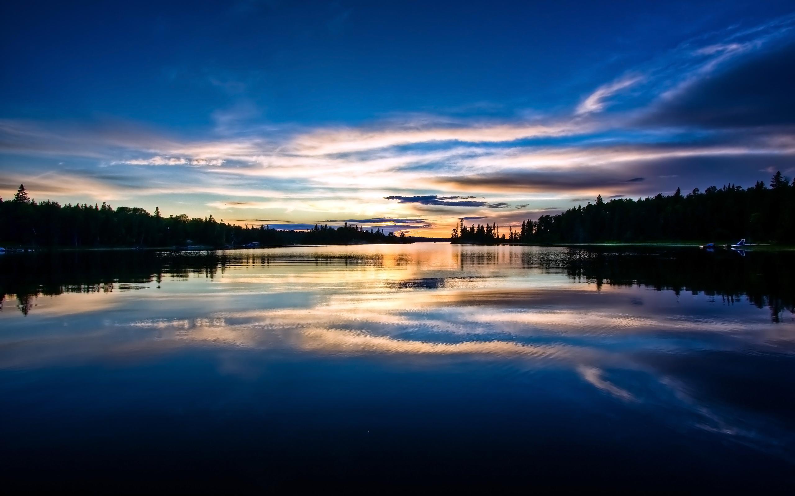 Sunset Wallpaper 2560x1600