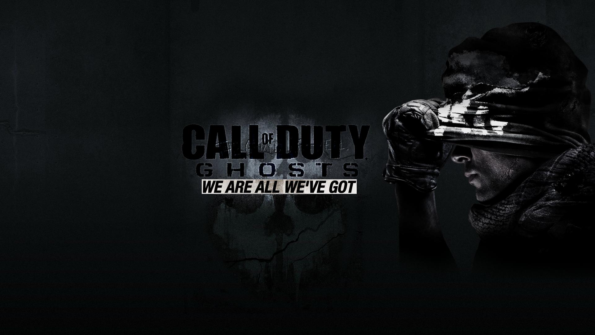 Fonds dcran et wallpapers du jeu vido Call of Duty Ghosts 1920x1080