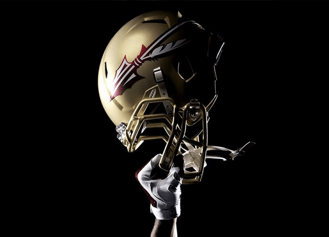 VIDEO Florida State Seminoles Unveil New Uniforms And Logo 659x476