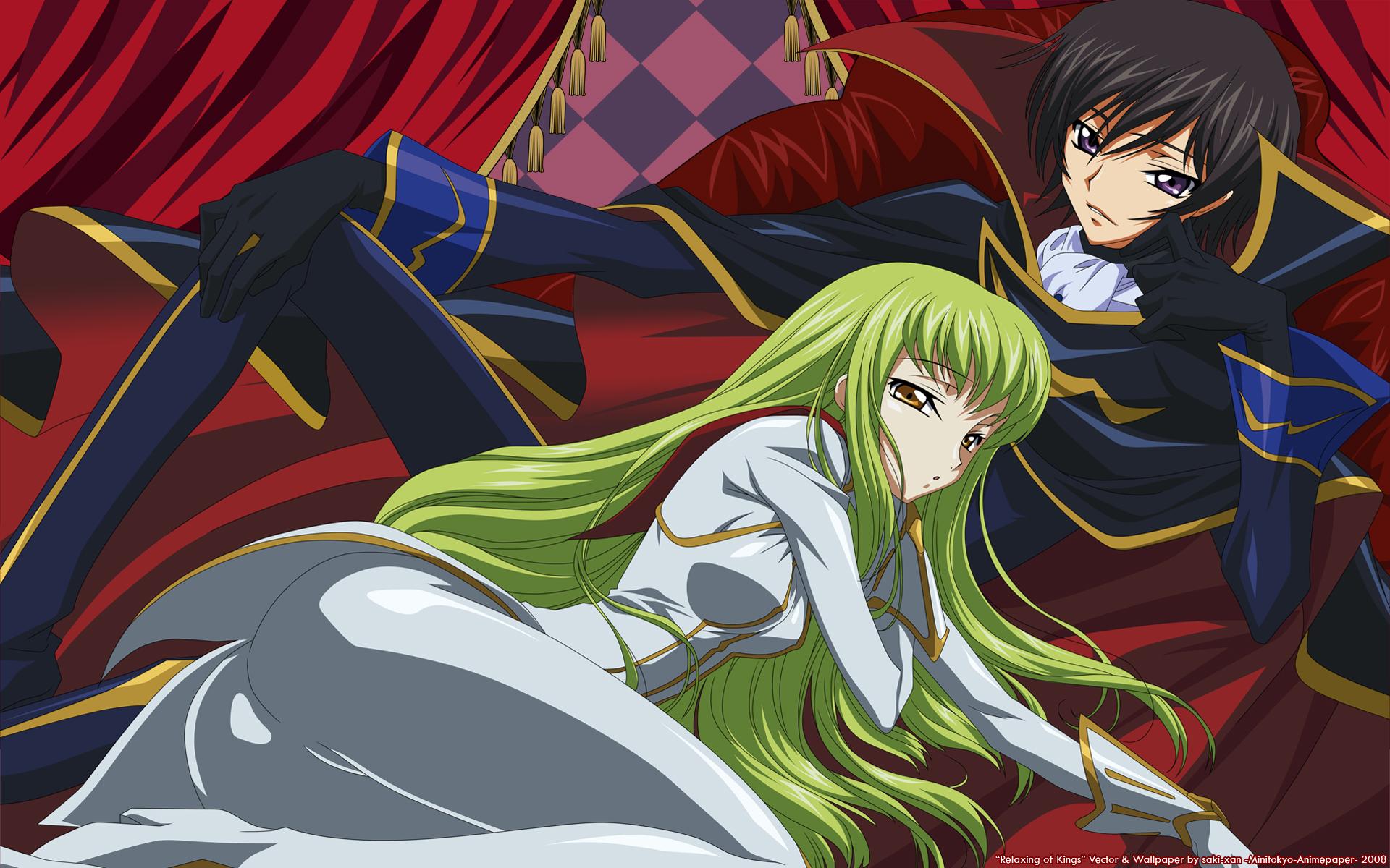 Code Geass 02 Warrior Anime HD Wallpaper Download Imagez Only 1920x1200