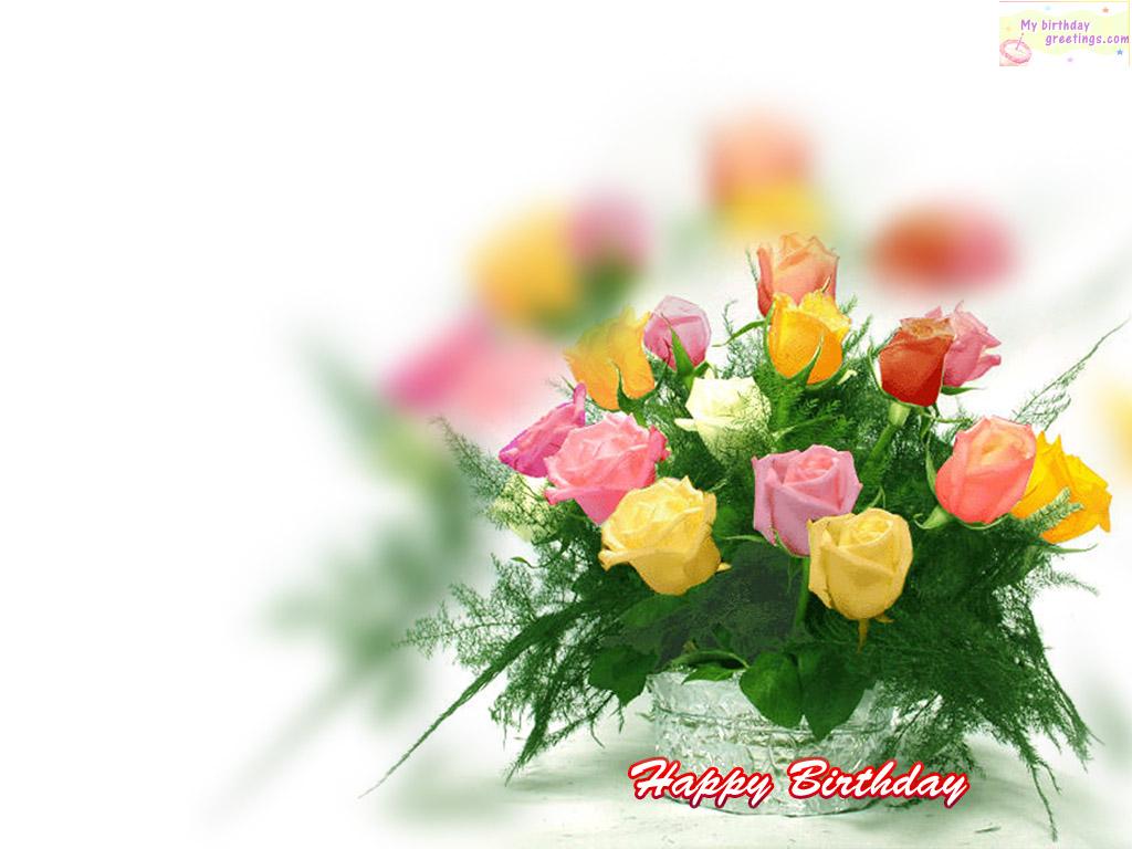 Birthday WallpapersHappy Birthday WallpapersBirthday greeting 1024x768