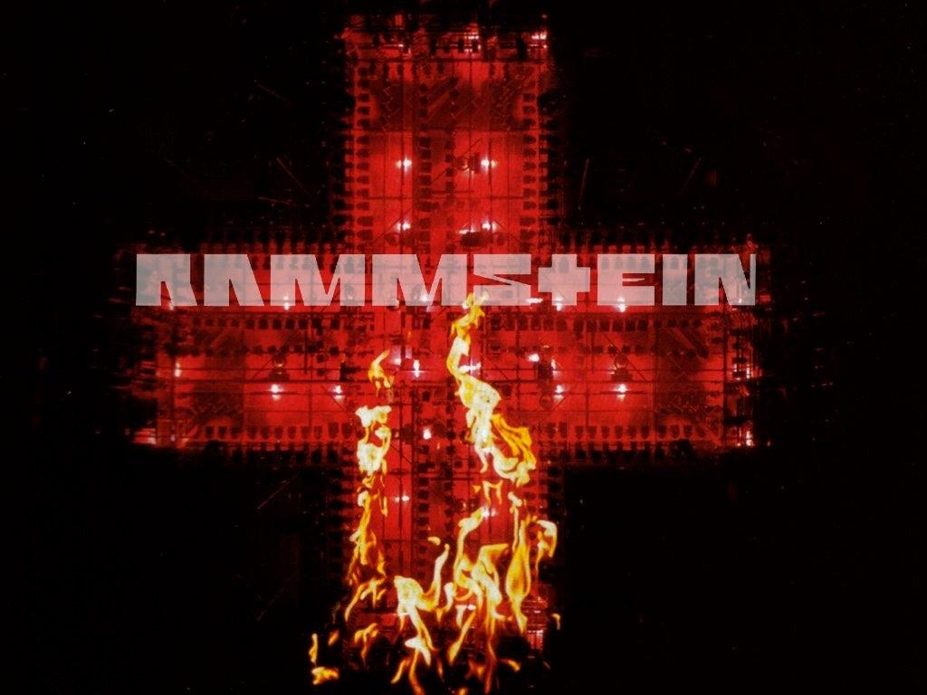 Rammstein Logo Wallpaper 32 rammstein hd wallpapers backgrounds 1024x768