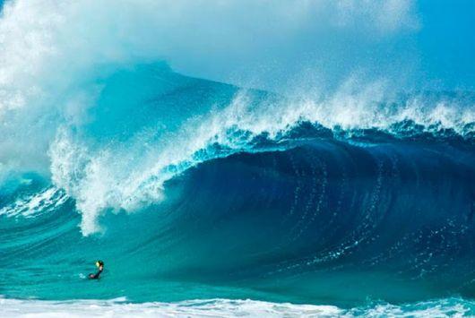 Ocean Waves 530x355