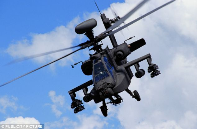 Apache Helicopter Wallpapers High Definition WallpapersCool Nature 634x414