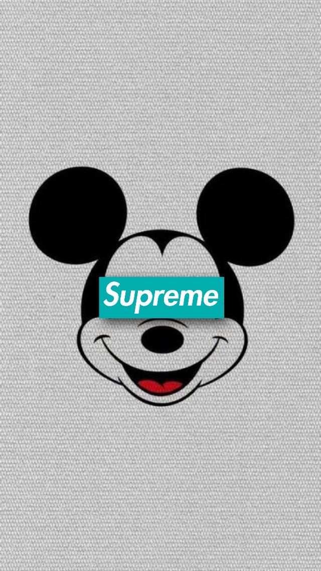 17 Supreme Mickey Mouse Wallpapers On Wallpapersafari