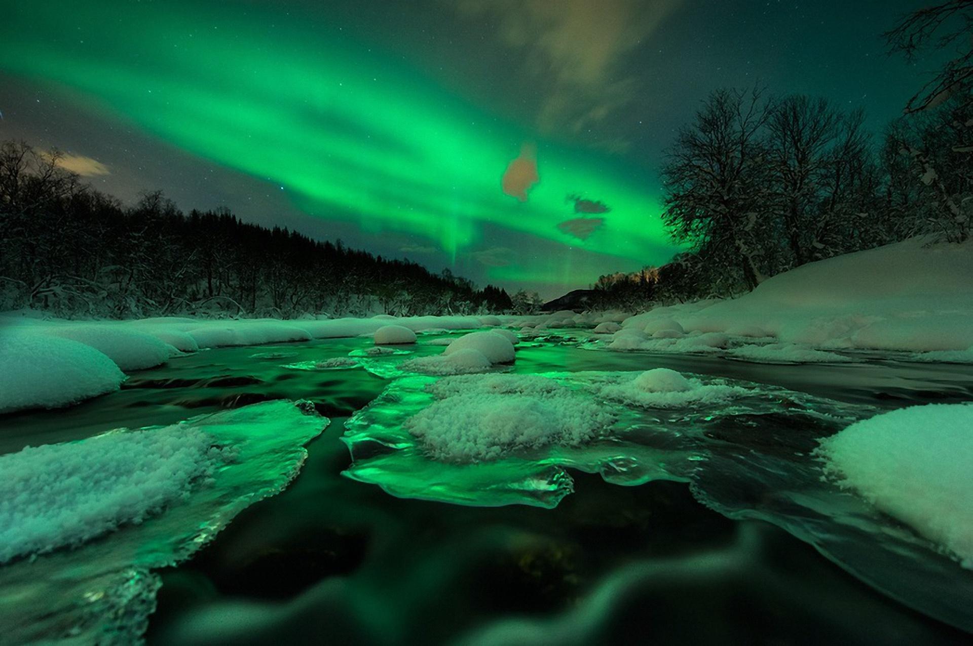 Aurora Borealis Wallpapers | Sky HD Wallpaper
