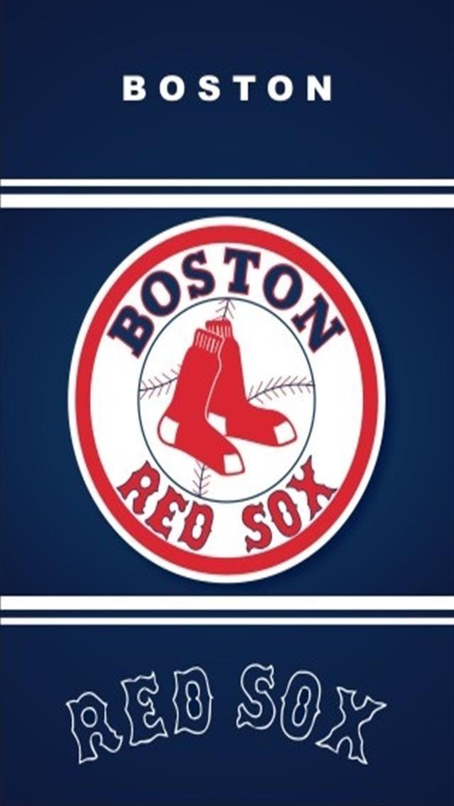 boston red sox logo wallpaper wallpapersafari