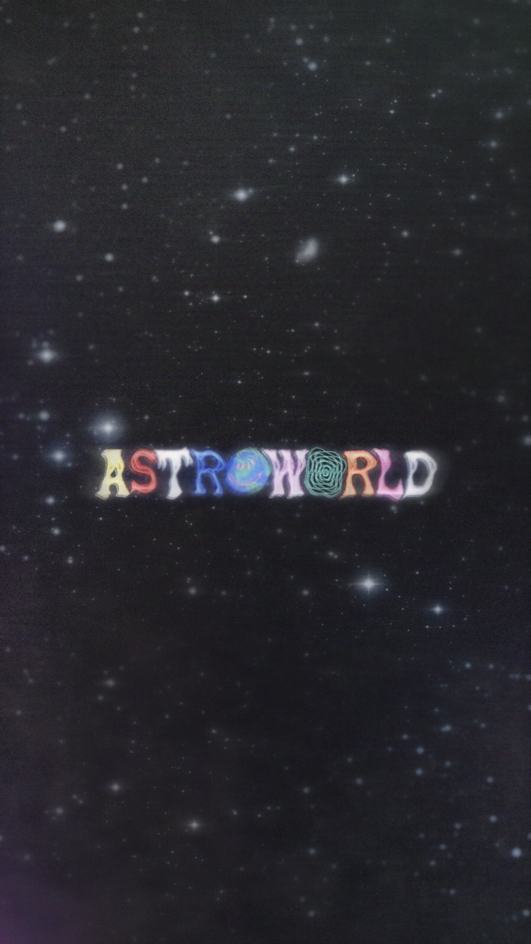 Travis Scott Astroworld Wallpaper travisscottwallpapers in 2020 750x1334
