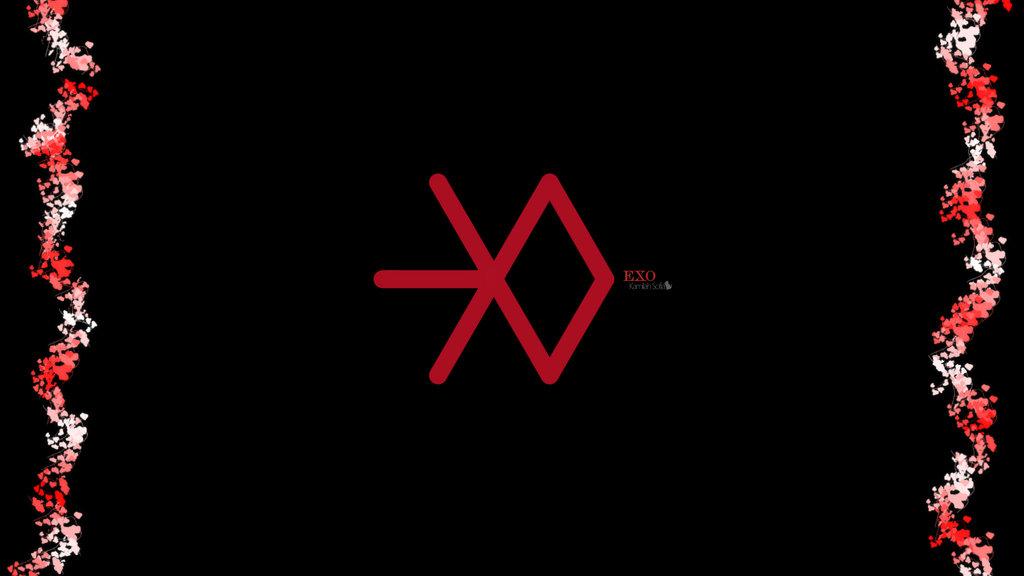 Exo Symbol Wallpaper Exo desktop wallpaper by 1024x576
