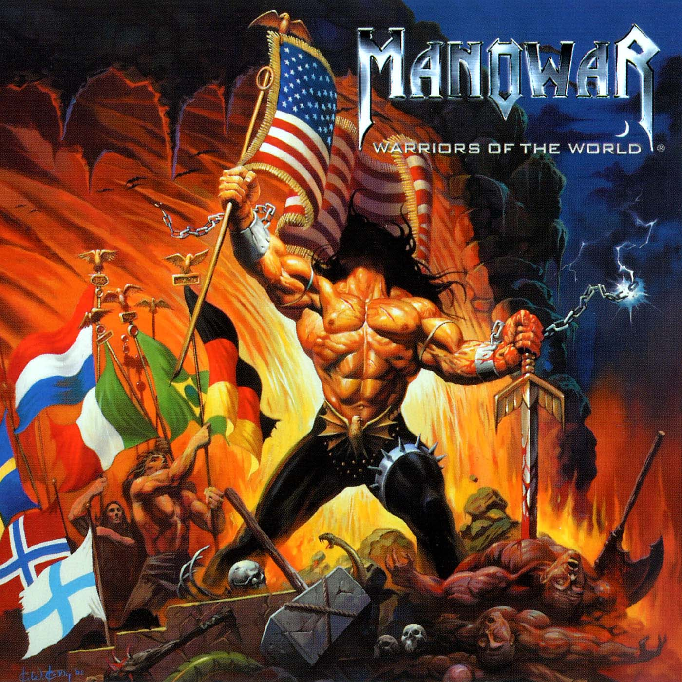 Regarding Manowar and Vexillology MetalSucks 1400x1400