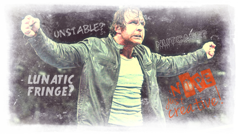 WWE Could Dean Ambrose Be Turning Heel Soon Sparx Entertainment 1008x567