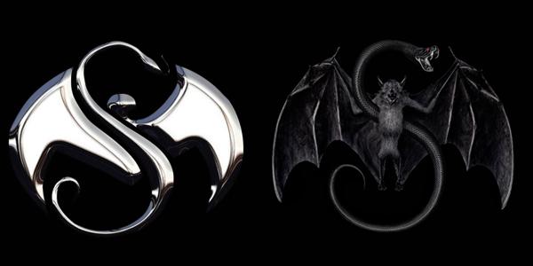 Strange Music Logo Wallpaper: Strange Music Symbol Wallpaper