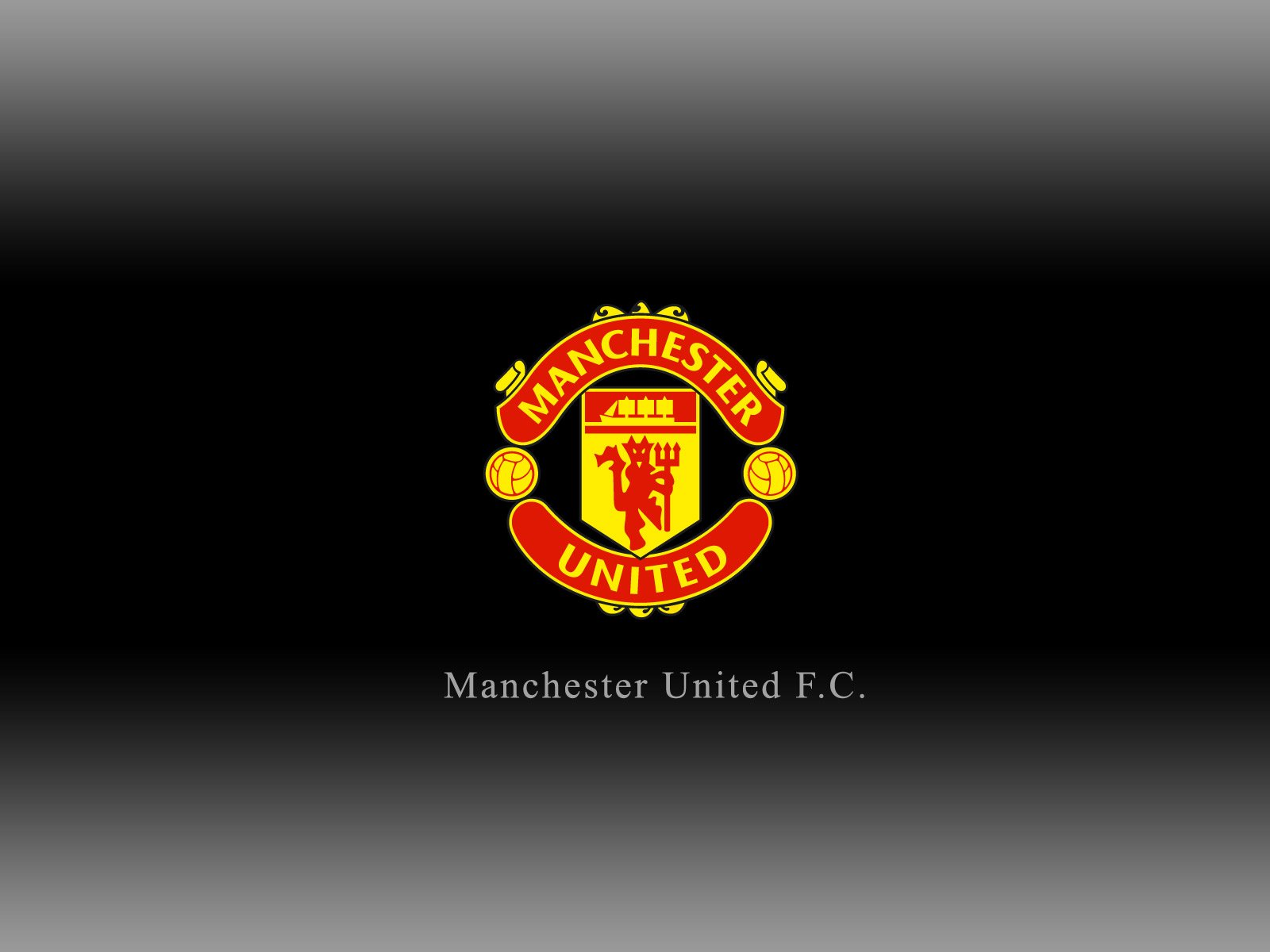 Manchester United FC Wallpaper Man United Malaysia No 1 Fan 1600x1200
