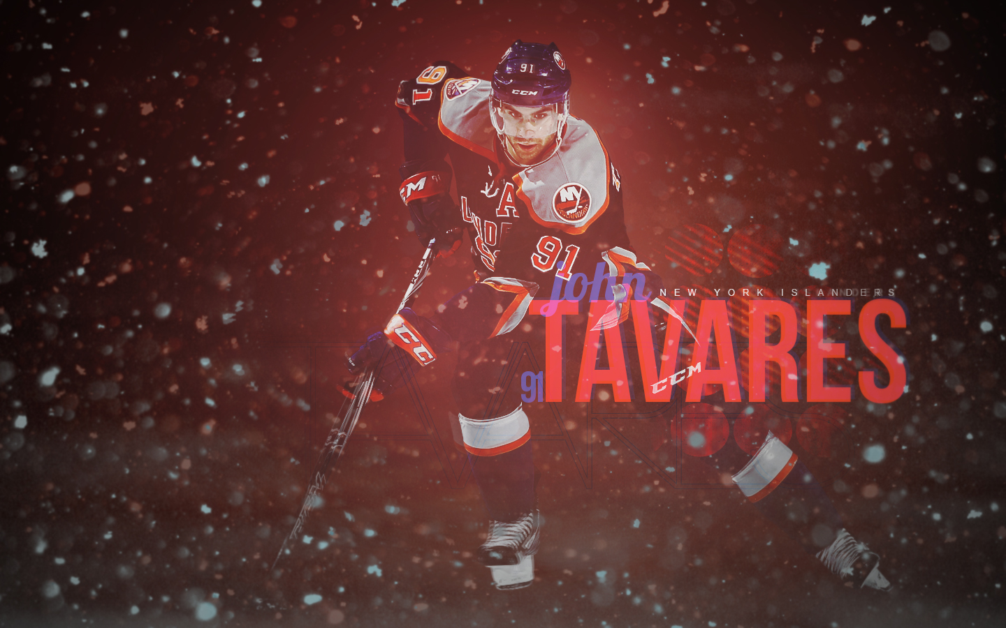 tavares wallpaper new york islanders by motzaburger fan art wallpaper 1440x900