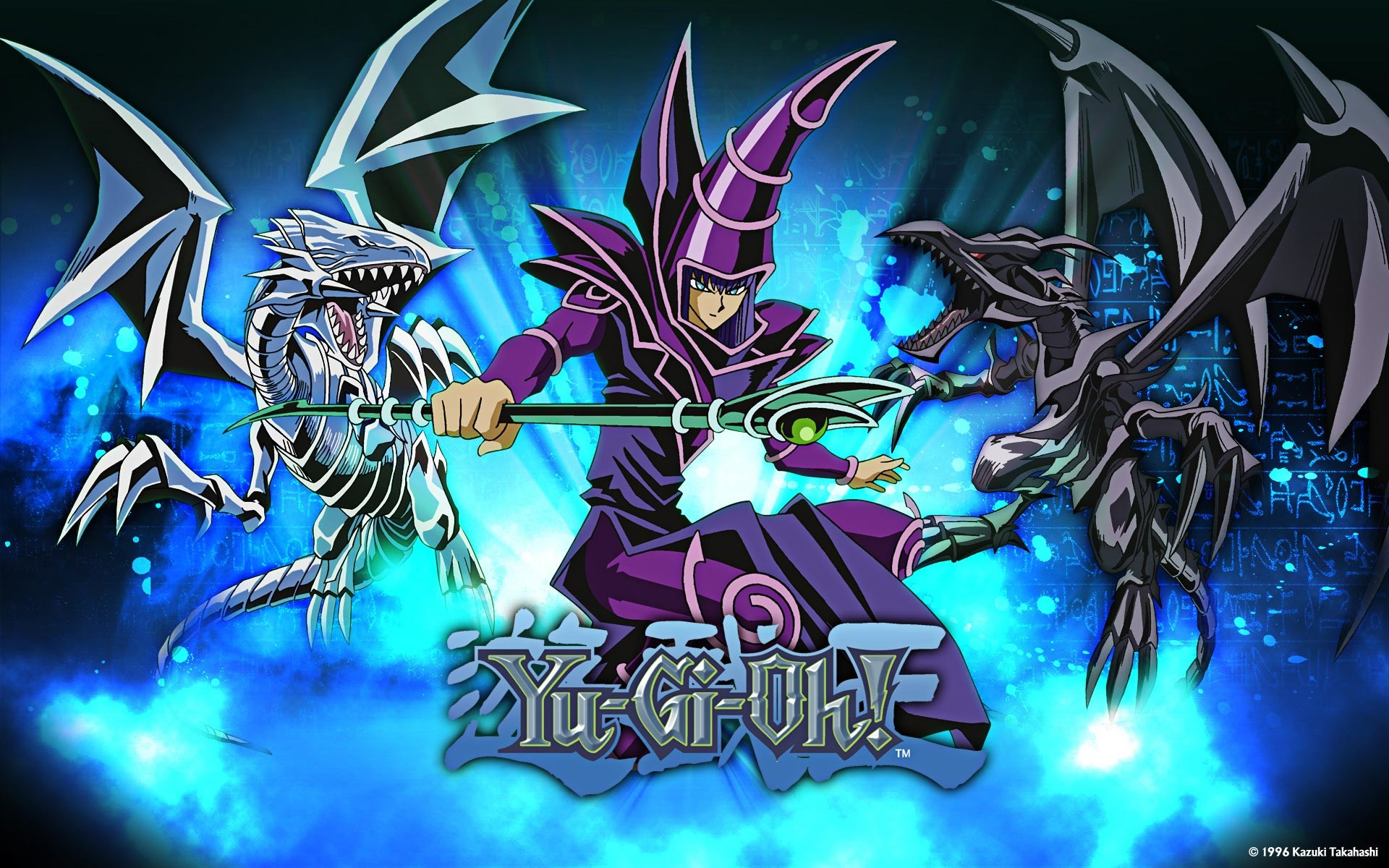 Yu Gi Oh Dark Magician Wallpaper 63 images 1920x1200