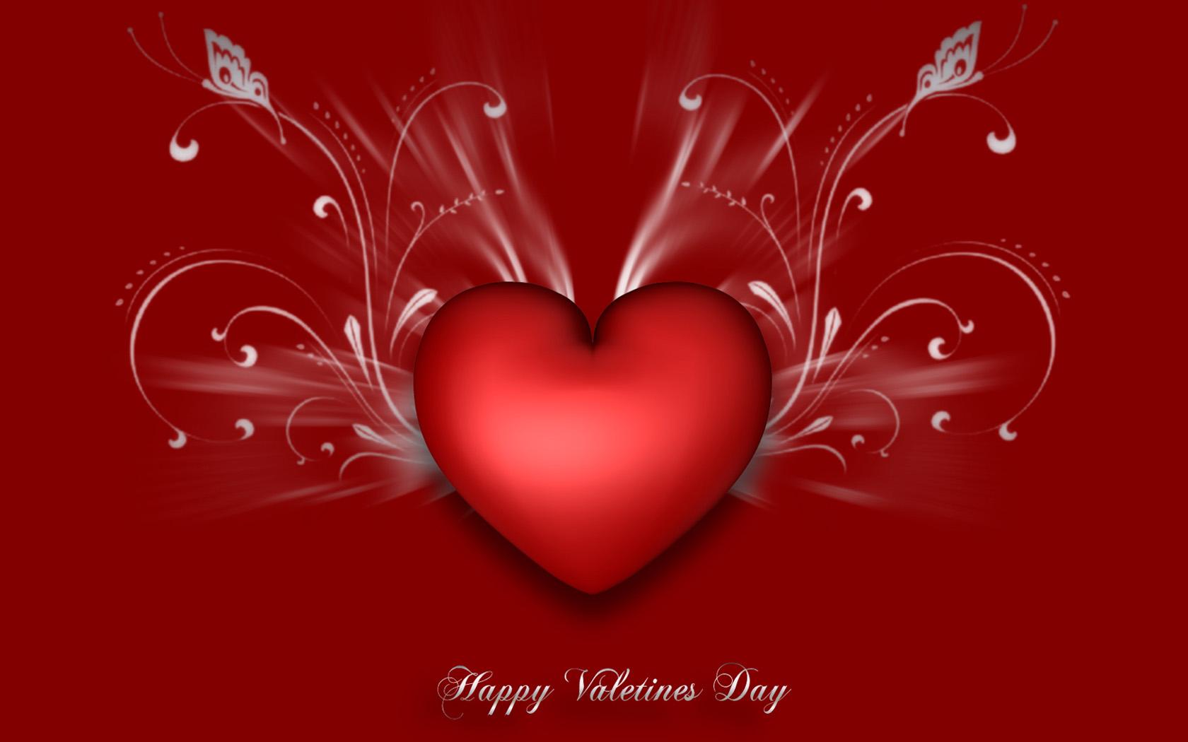 Screensaver Valentine Day Great World 1680x1050