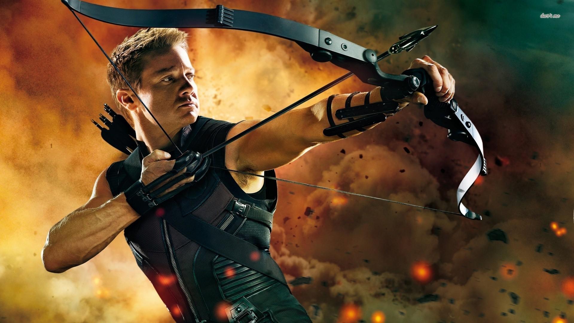 Hawkeye Avengers 4 1920x1080