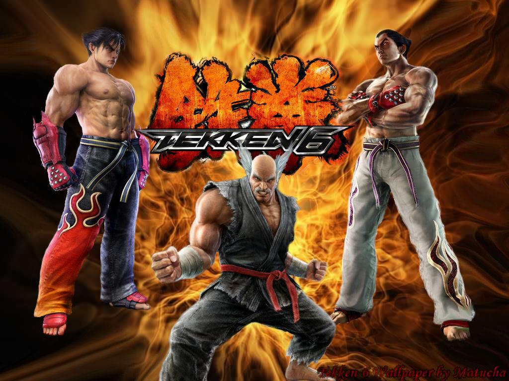 tekken il videogame se siete fan del videogioco giapponese tekken 1024x768