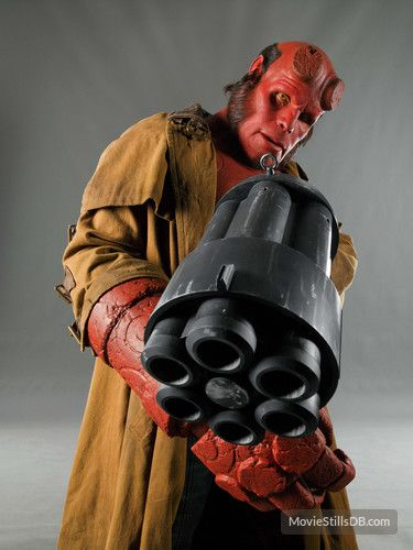 Hellboy II The Golden Army Horror Pinterest Golden 375x500