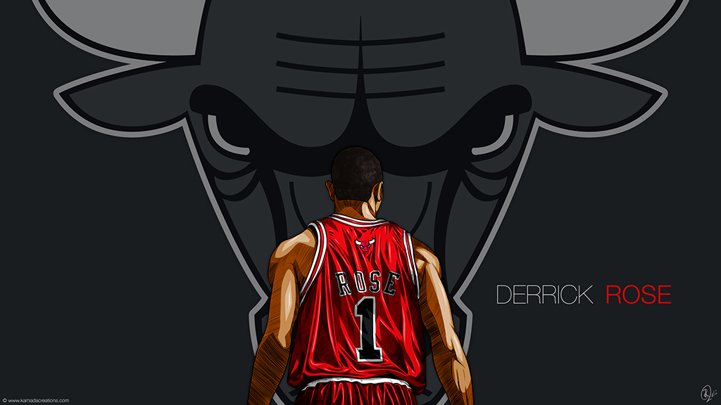 Derrick Rose KAMADAcreations 1024x576