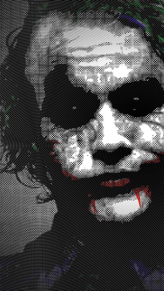 The Joker IPhone Wallpaper