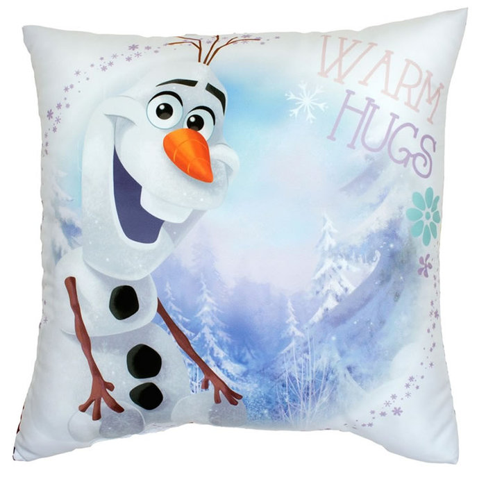 Disney Frozen girls reversible bedroom cushion from our range of 700x700
