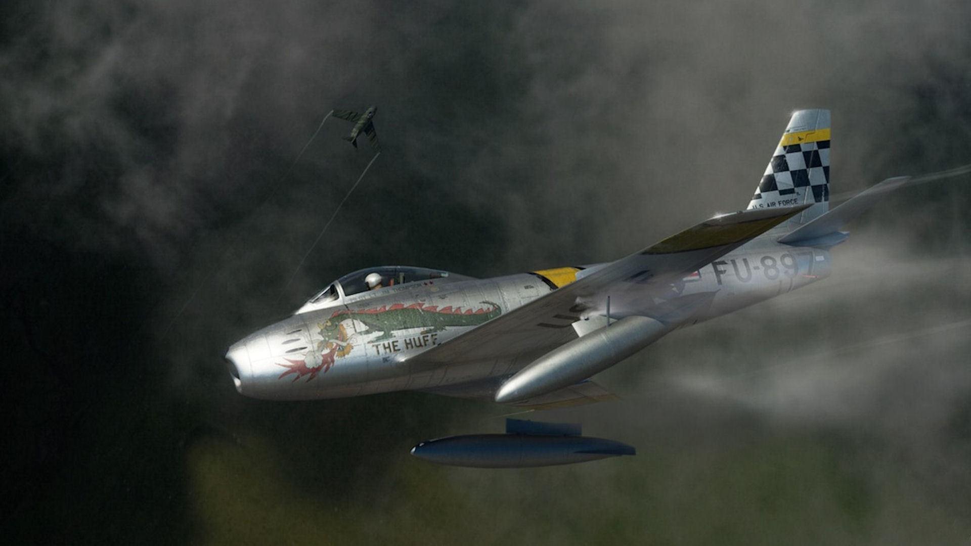 F 86 Sabre Wallpaper Wallpapersafari