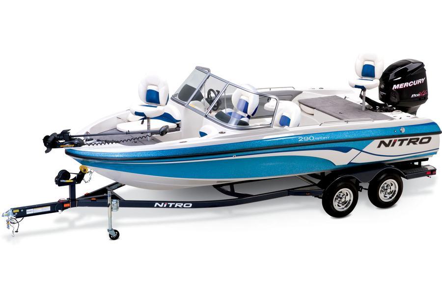 Ski Boat Wallpaper Nitro Fish And Ski Boats Save 900x600