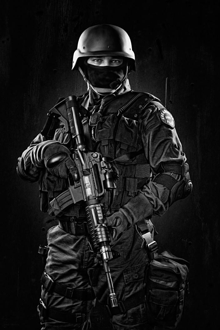 Swat Team Wallpaper Wwwpicswecom
