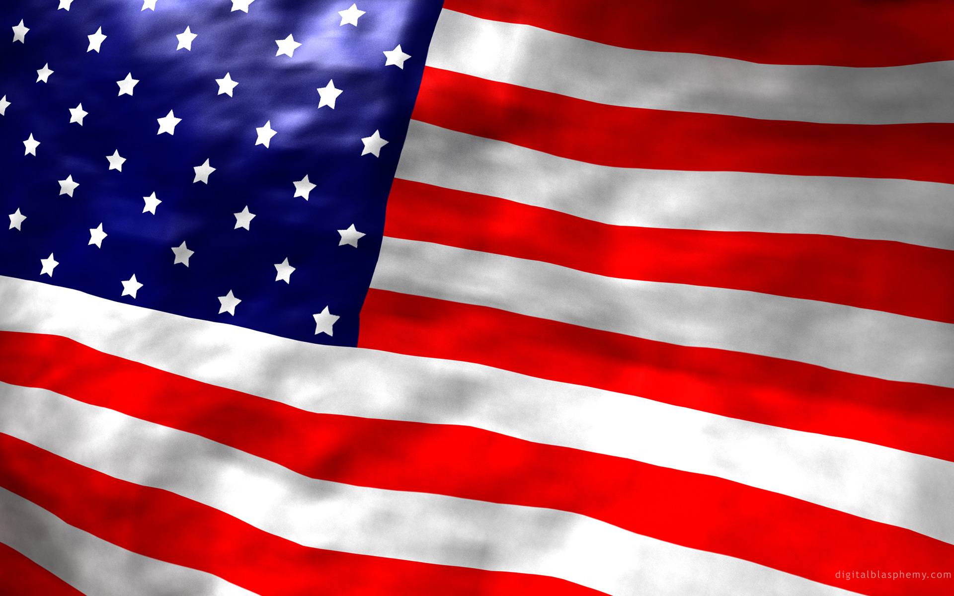 Download Flags USA Wallpaper 1920x1200 Wallpoper 398769 1920x1200