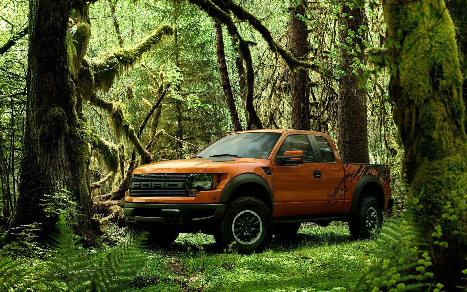 Ford F 150 SVT Raptor Hd Desktop Wallpaper 1600x1000