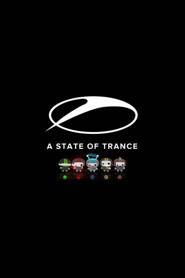 Download music wallpaper A State Of Trance with size 640x960 640x960