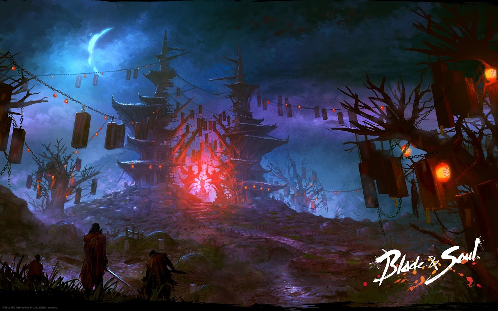 Blade and Soul Wallpapers NickWallpapercom HD Desktop 1600x1000