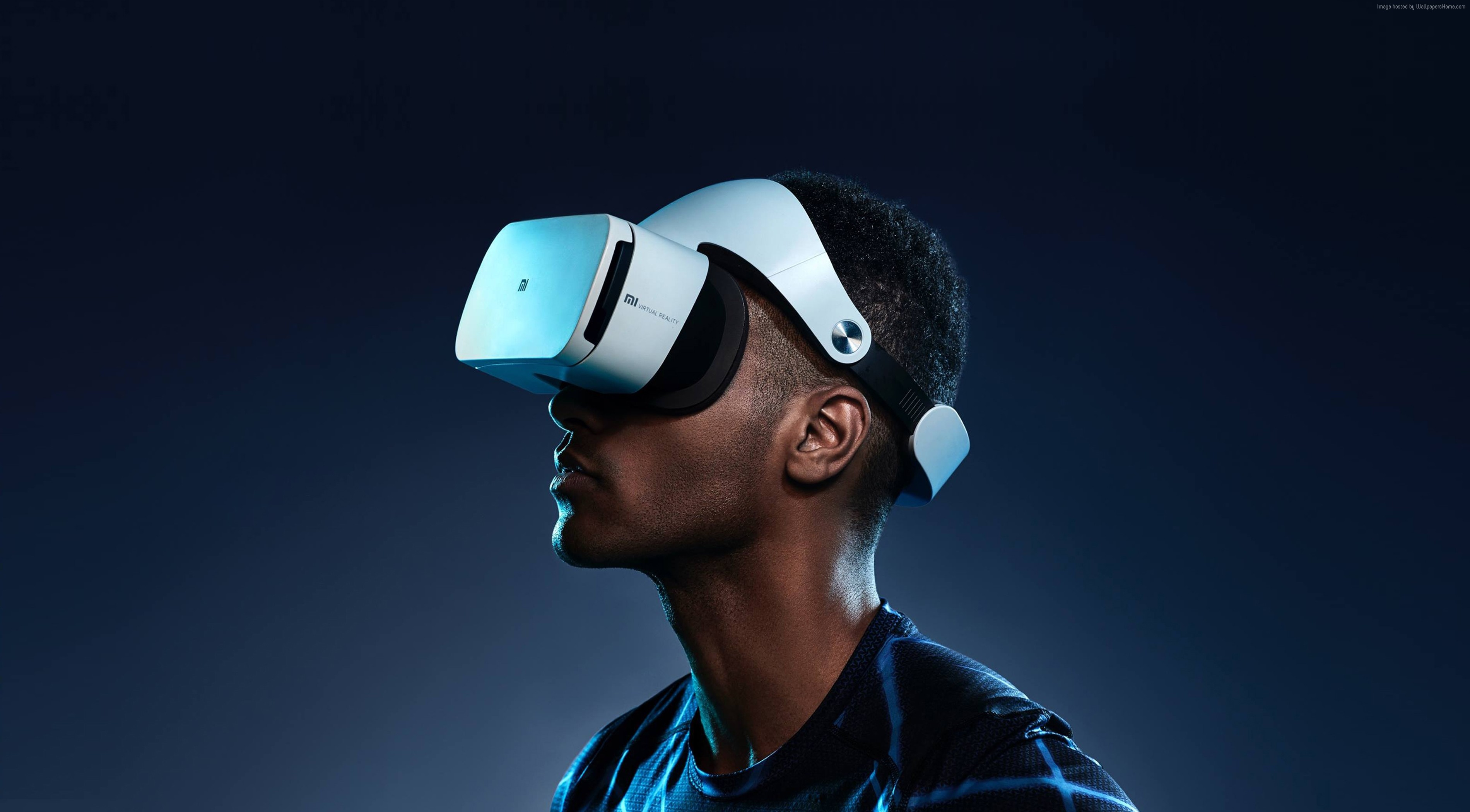 VR MI VR Virtual Reality VR headset Xiaomi 3800x2100