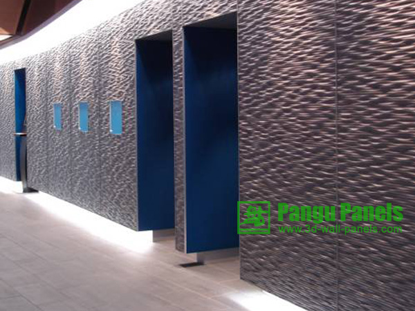 600x450px Textured Wallpaper Over Paneling WallpaperSafari