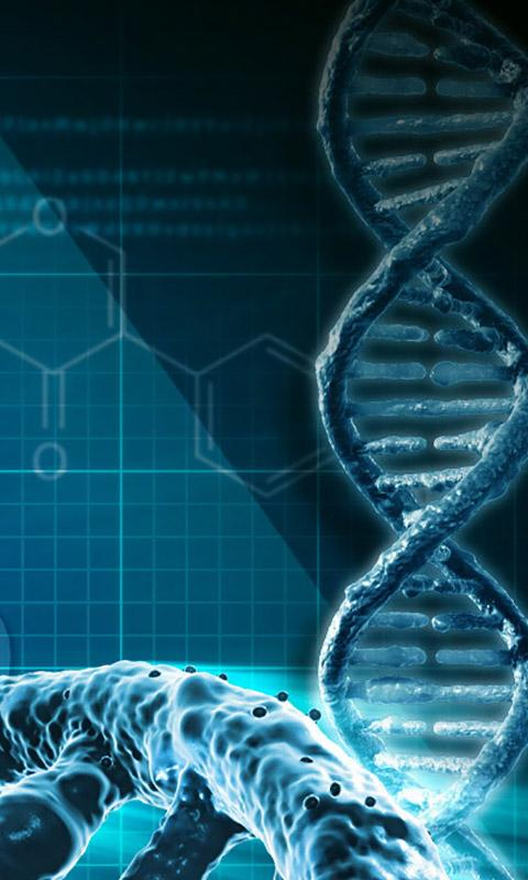 40 3d Dna Wallpaper On Wallpapersafari